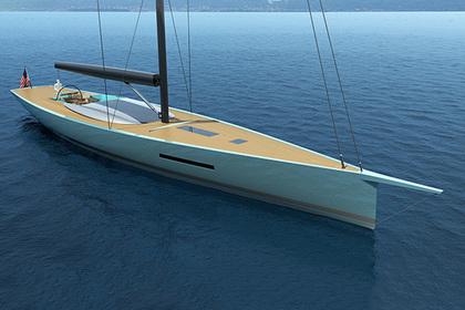 Новый концепт яхты для эгоистов