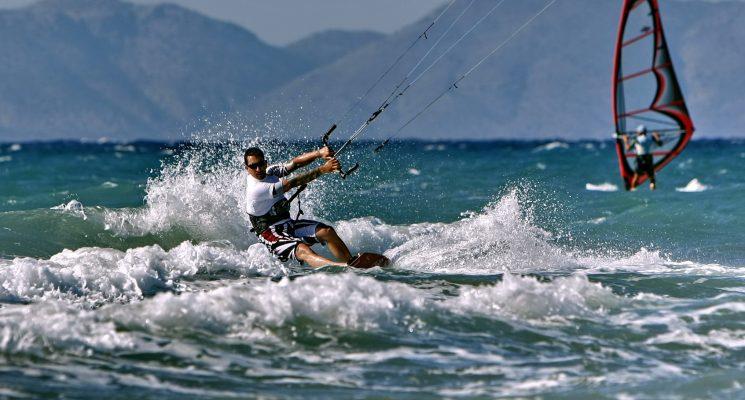 Кайт-серфинг теперь входит в Федерацию парусного спорта Франции