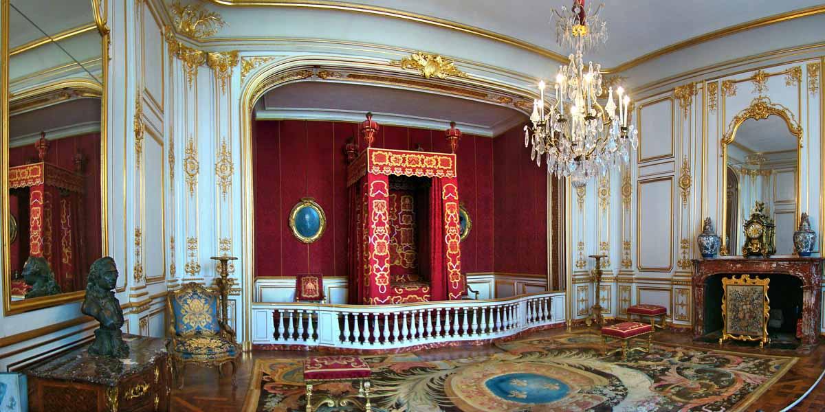 Замок Шамбор, самый узнаваемый замок во Франции