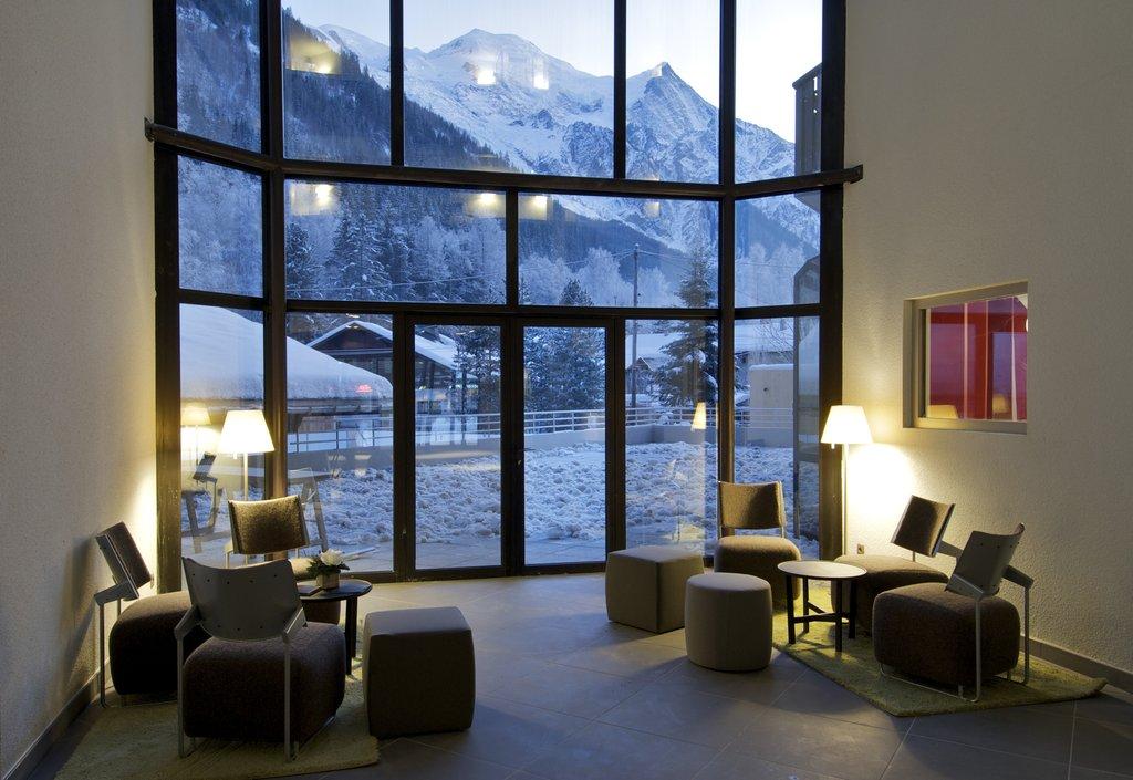 Отель Les Aiglons Resort & Spa в Шамони, Франция